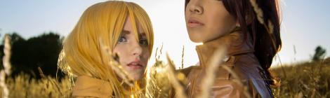 Christa and Sasha Spring Photoshoot (AKA Christa Shoot #2)